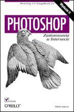 Okładka książki Photoshop 5.5. Zastosowania w Internecie