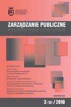 Zarządzanie Publiczne nr 3(13)/2010