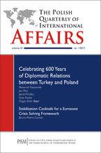 The Polish Quarterly of International Affairs nr 1/2015