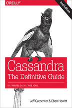 Okładka książki Cassandra: The Definitive Guide. Distributed Data at Web Scale. 2nd Edition