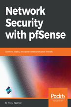 Okładka książki Network Security with pfSense