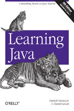 Learning Java. A Bestselling Hands-On Java Tutorial. 4th Edition