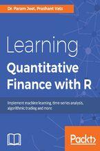 Okładka książki Learning Quantitative Finance with R