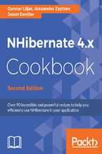 Okładka książki NHibernate 4.x Cookbook - Second Edition