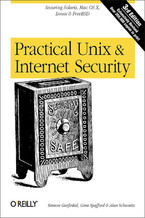 Okładka książki Practical UNIX and Internet Security. 3rd Edition