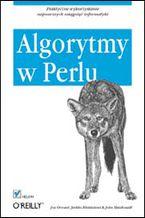 Okładka książki Algorytmy w Perlu