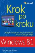 Okładka książki Windows 8.1 Krok po kroku