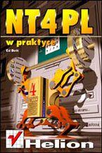Okładka książki Windows NT 4 PL w praktyce