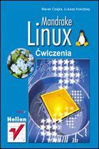 Okładka książki Mandrake Linux. Ćwiczenia