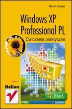 Okładka książki Windows XP Professional PL. Ćwiczenia praktyczne