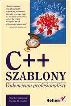 Okładka książki C++. Szablony. Vademecum profesjonalisty