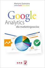 Okładka książki Google Analytics dla marketingowców