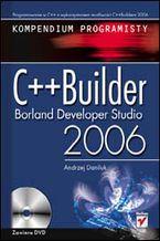 Okładka książki C++Builder Borland Developer Studio 2006. Kompendium programisty