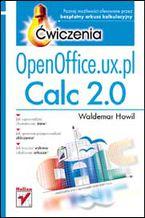 Okładka książki OpenOffice.ux.pl Calc 2.0. Ćwiczenia