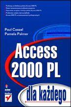 Okładka książki Access 2000 PL dla każdego