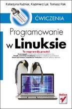 Okładka książki Programowanie w Linuksie. Ćwiczenia