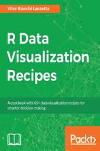Okładka książki R Data Visualization Recipes