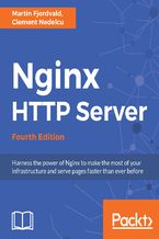 Okładka książki Nginx HTTP Server - Fourth Edition