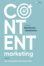 Okładka książki Content marketing. Od strategii do efektów