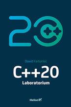 Okładka książki C++20. Laboratorium