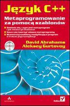 Okładka książki Język C++. Metaprogramowanie za pomocą szablonów