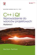 Okładka książki C++ i Qt. Wprowadzenie do wzorców projektowych. Wydanie II