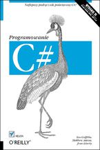 Okładka książki C#. Programowanie. Wydanie VI