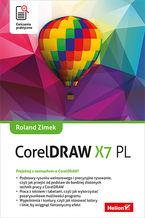 Okładka książki CorelDRAW X7 PL. Ćwiczenia praktyczne