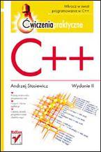 Okładka książki C++. Ćwiczenia praktyczne. Wydanie II