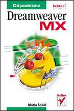 Okładka książki Dreamweaver MX