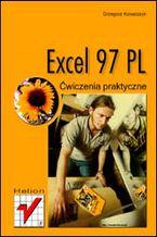 Okładka książki Excel 97 PL. Ćwiczenia praktyczne