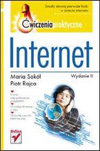 Okładka książki Internet. Ćwiczenia praktyczne. Wydanie II