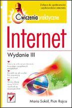 Okładka książki Internet. Ćwiczenia praktyczne. Wydanie III
