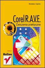 Okładka książki Corel RAVE. Ćwiczenia praktyczne