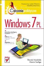 Okładka książki Windows 7 PL. Ćwiczenia praktyczne