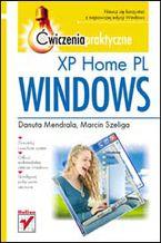Okładka książki Windows XP Home PL. Ćwiczenia praktyczne
