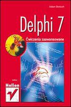 Okładka książki Delphi 7. Ćwiczenia zaawansowane