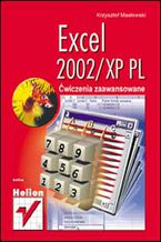 Okładka książki Excel 2002/XP PL. Ćwiczenia zaawansowane