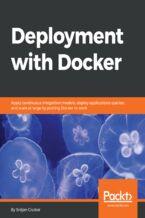 Okładka książki Deployment with Docker