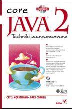 Okładka książki Java 2. Techniki zaawansowane