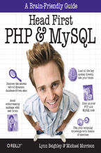 Okładka książki Head First PHP & MySQL. A Brain-Friendly Guide