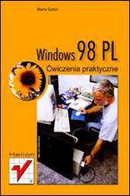Okładka książki Windows 98 PL. Ćwiczenia praktyczne