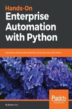 Okładka książki Hands-On Enterprise Automation with Python
