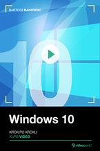 Okładka książki Windows 10. Kurs video. Krok po kroku