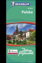 Okładka książki Polska. Zielony Przewodnik Michelin. Wydanie 1