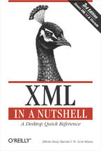 Okładka książki XML in a Nutshell. 3rd Edition