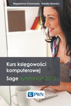 Okładka książki Kurs księgowości komputerowej. Sage Symfonia?  2015