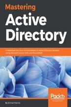 Okładka książki Mastering Active Directory