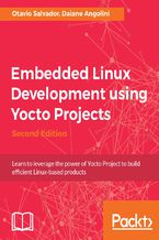 Okładka książki Embedded Linux Development using Yocto Projects - Second Edition