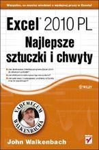 Okładka książki Excel 2010 PL. Najlepsze sztuczki i chwyty. Vademecum Walkenbacha